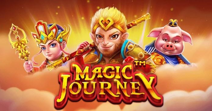 Magic Journey by Pragmatic Play Logo