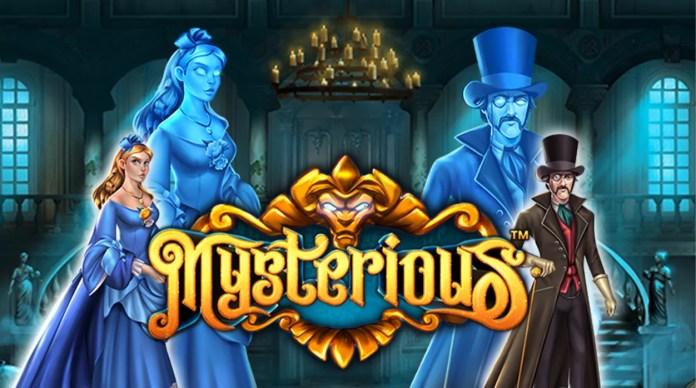 Mysterious by Pragmatic Play Logo