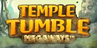 Temple Tumble Megaways by Relax Gaming Logo