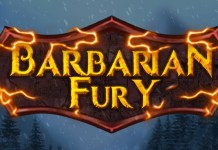 Barbarian Fury by Nolimit City Logo