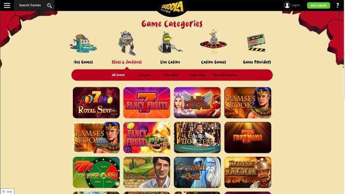 Casoola Games