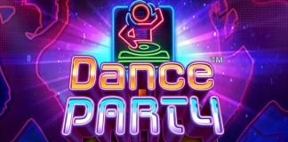 Dance Party by Pragmatic Play Logo