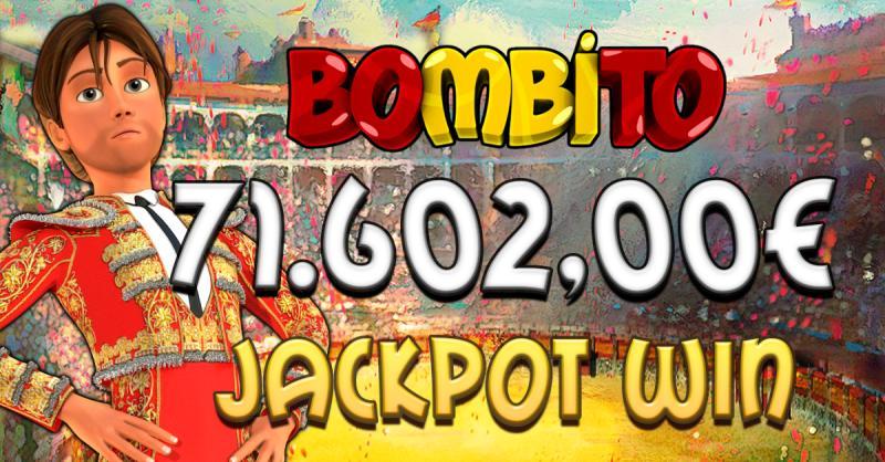 ⭐ GOLDEN JACKPOT WIN € 71.602,00 ⭐