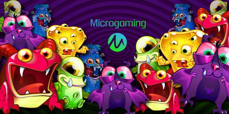 Microgaming игровые автоматы