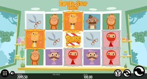 Игровой автомат Barber Shop Uncut