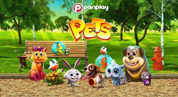 Игровой автомат Pets