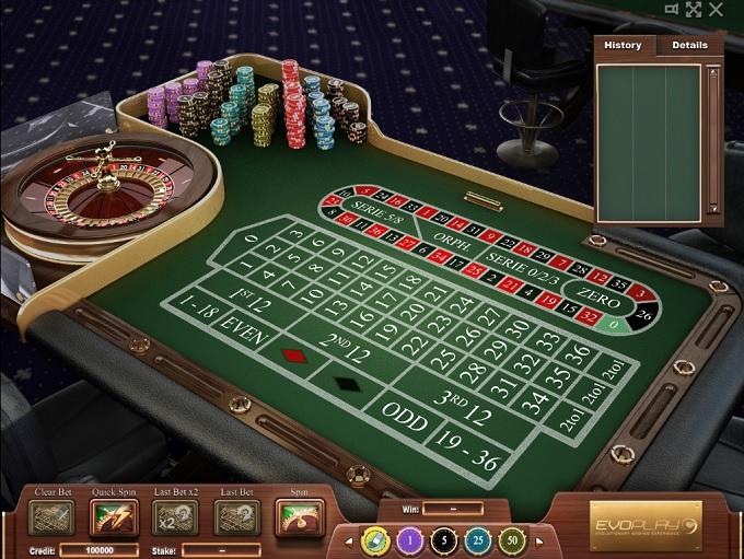 casino niagra Slot