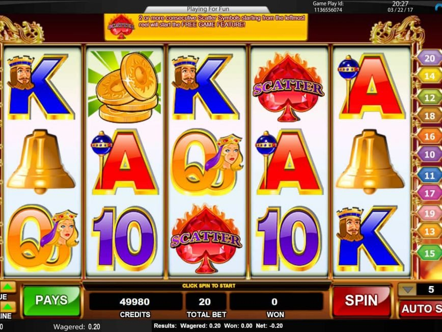 Trouble Gambling fruit shop slot game For Brand new Zealand
