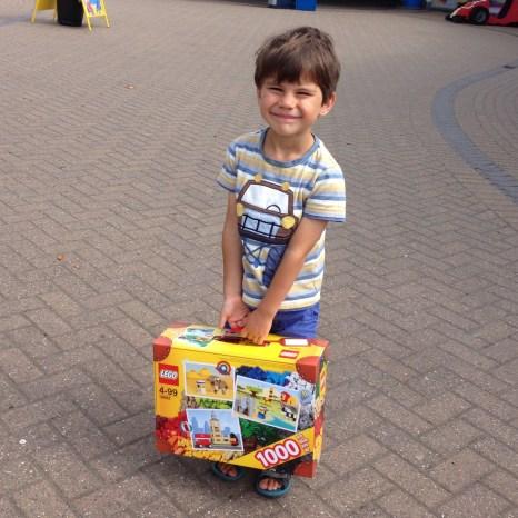 Toby Legoland 3