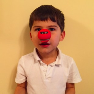 Toby Red Nose Day