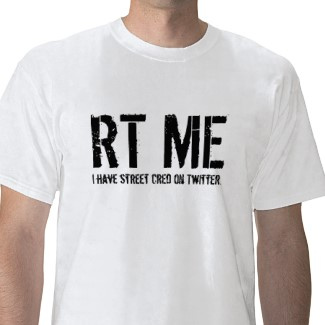 Retweet Me t-shirt