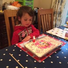 Kara birthday cake