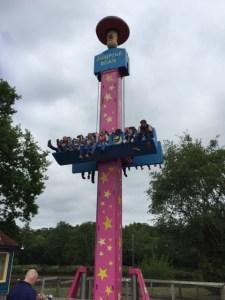 Paultons Park Jumping Bean