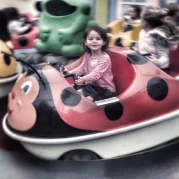Kara ladybird ride