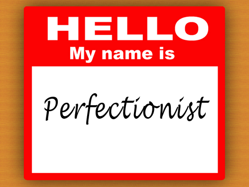 Do you suffer from the curse of the perfectionist blogger?