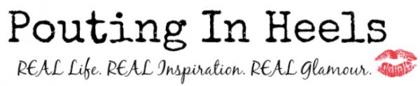 Pouting in Heels logo