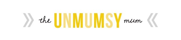The Unmumsy Mum logo