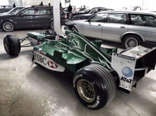 British Motor Museum Jaguar F1