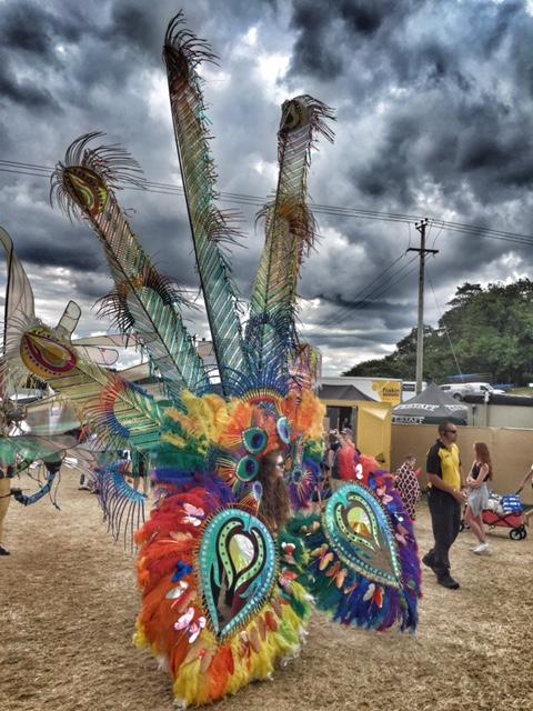 Camp Bestival carnival 3