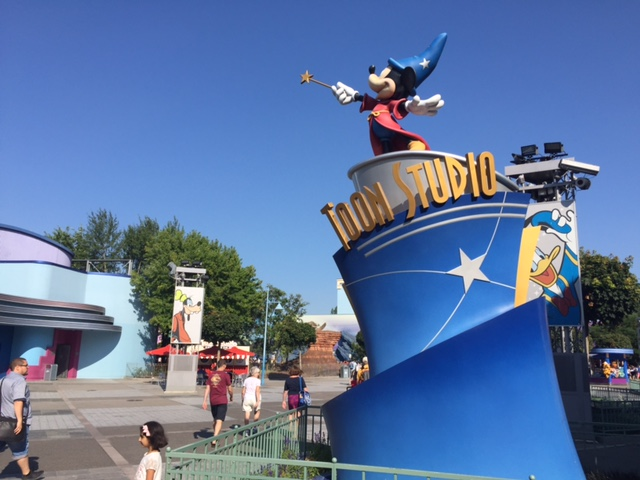 Disneyland Paris Toon Studio