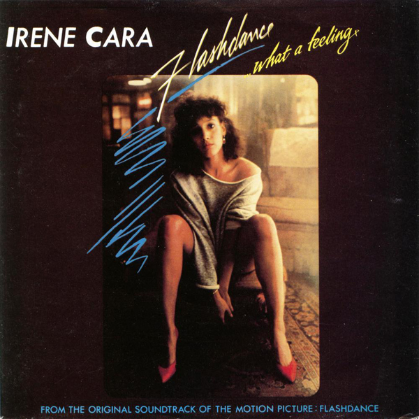 Saturday Songs #14: Flashdance ... What A Feeling - Irene Cara