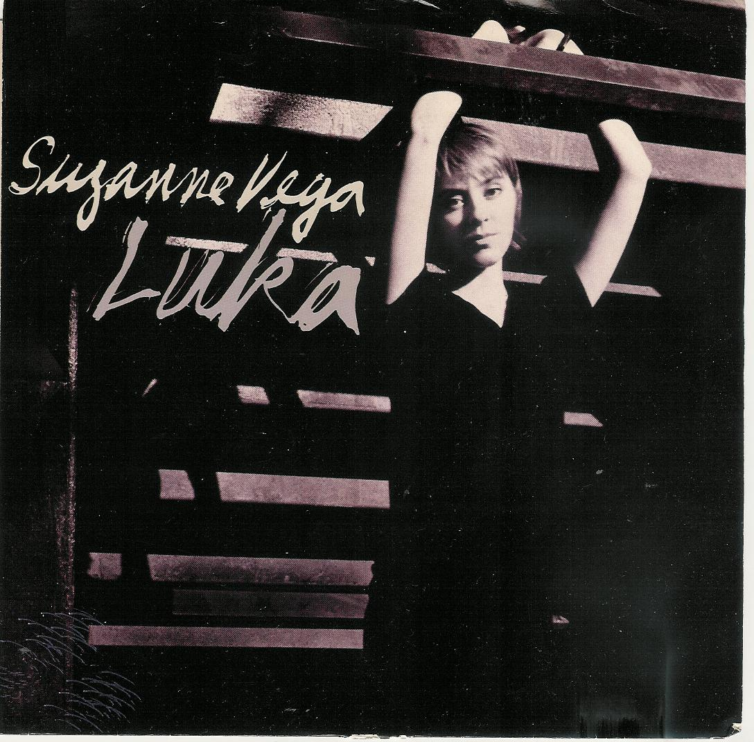 Saturday Songs #16: Luka - Suzanne Vega
