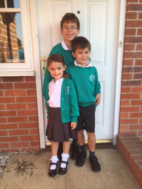 kara-isaac-toby-first-day-of-school