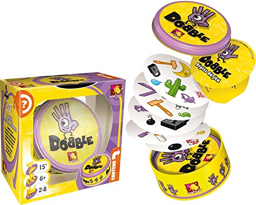 Dobble review: A perfect quick-fire card game for the whole family