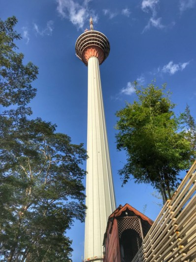 Malaysia 2018 KL Tower