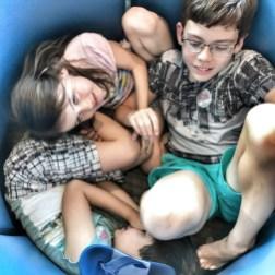 Malaysia 2018 Petronas Twin Towers kids