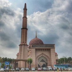 Malaysia 2018 Pink Mosque