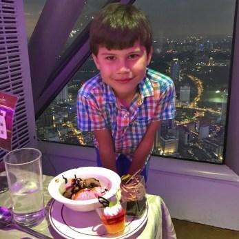 Malaysia 2018 Toby desserts