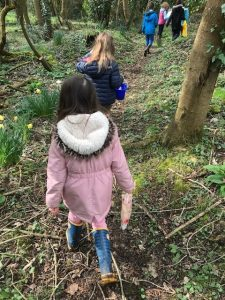 Easter 2018 Easter egg hunt