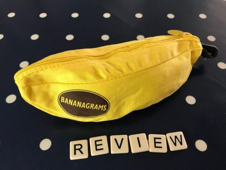 Bananagrams word game review