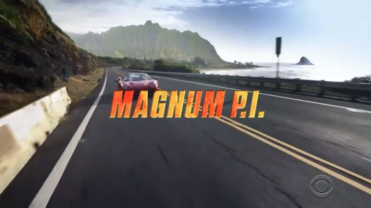 On the box: Magnum P.I.