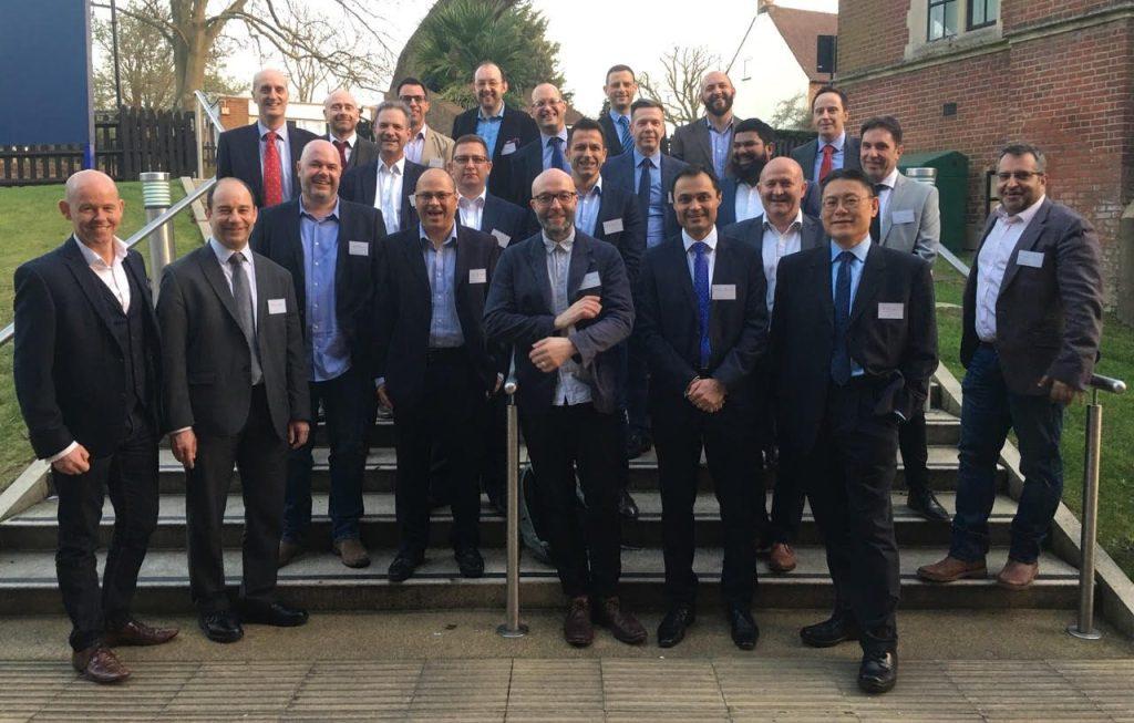 John Lyon school reunion - more than bricks and mortar