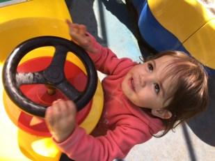 Kara steering wheel