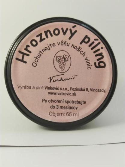 HROZNOVÝ PÍLING 65 ml
