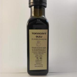 HROZNOVÝ za studena lisovaný olej 250 ml