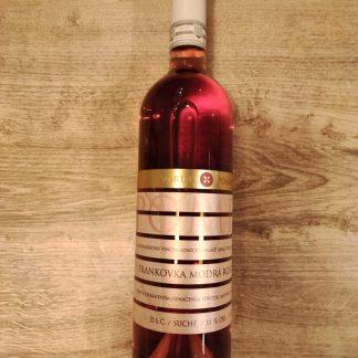 FRANKOVKA MODRÁ rosé – H – VEGAN