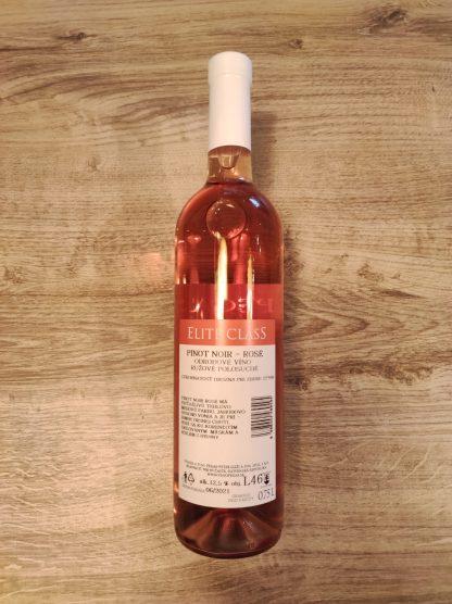 RULANDSKÉ MODRÉ rosé Elite class