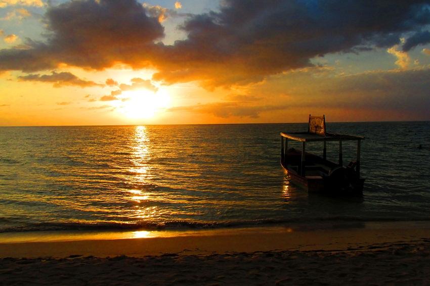 Západy slnka v Negrile sú fascinujúce