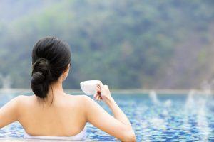 Termálna voda je známa pre svoje viaceré zdravotné výhody.