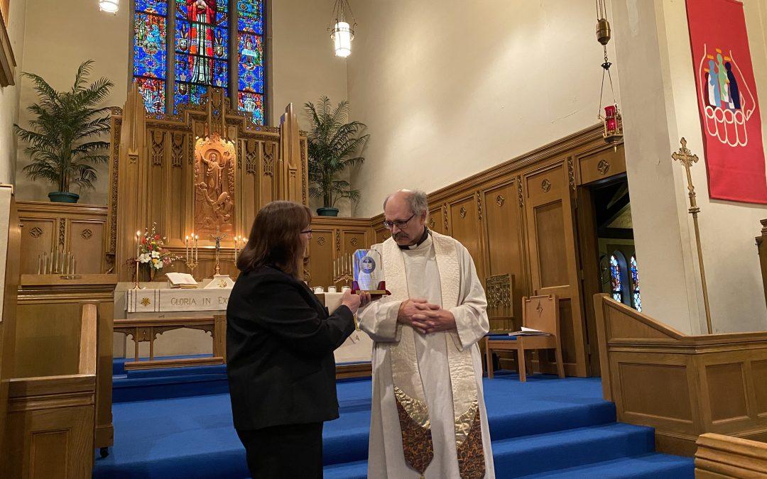 Synod Honors Rev. Melissa Kuemmerle