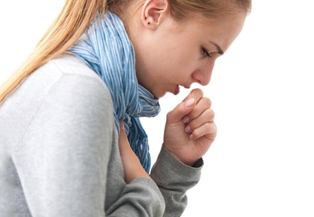 Иногда кашель приобретает форму приступов