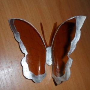 Decorar la mariposa