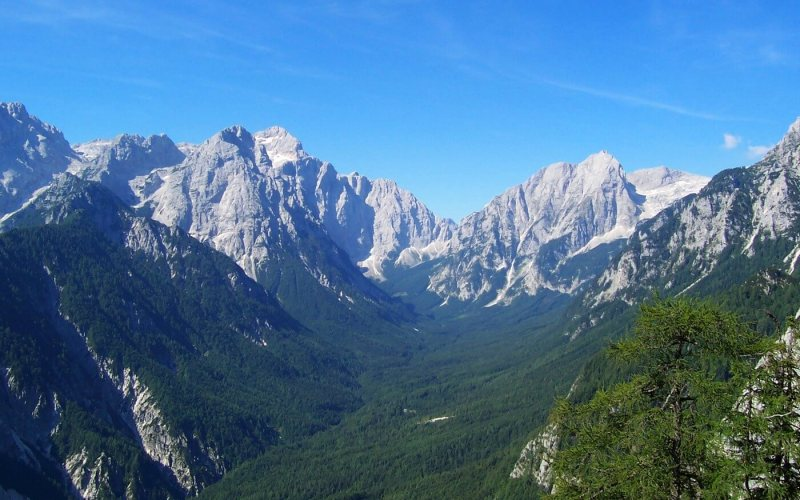 Welcome to Slovenia and Julian Alps