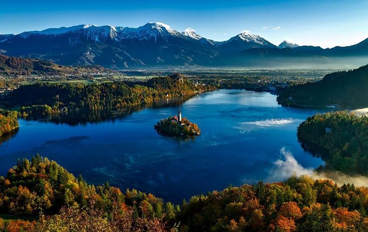 Slovenia – the most eco-friendly touristic destination on the planet