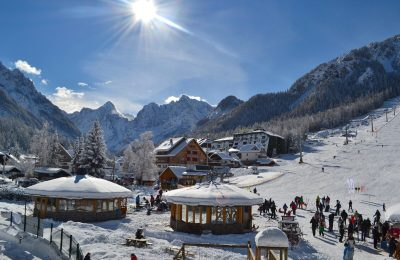 Kranjska Gora Winter Activities
