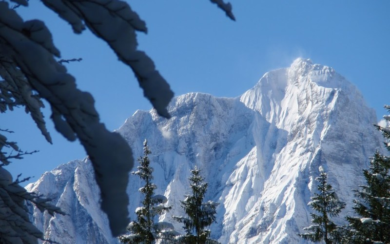 Winter Sport and Snow Report Julian Alps